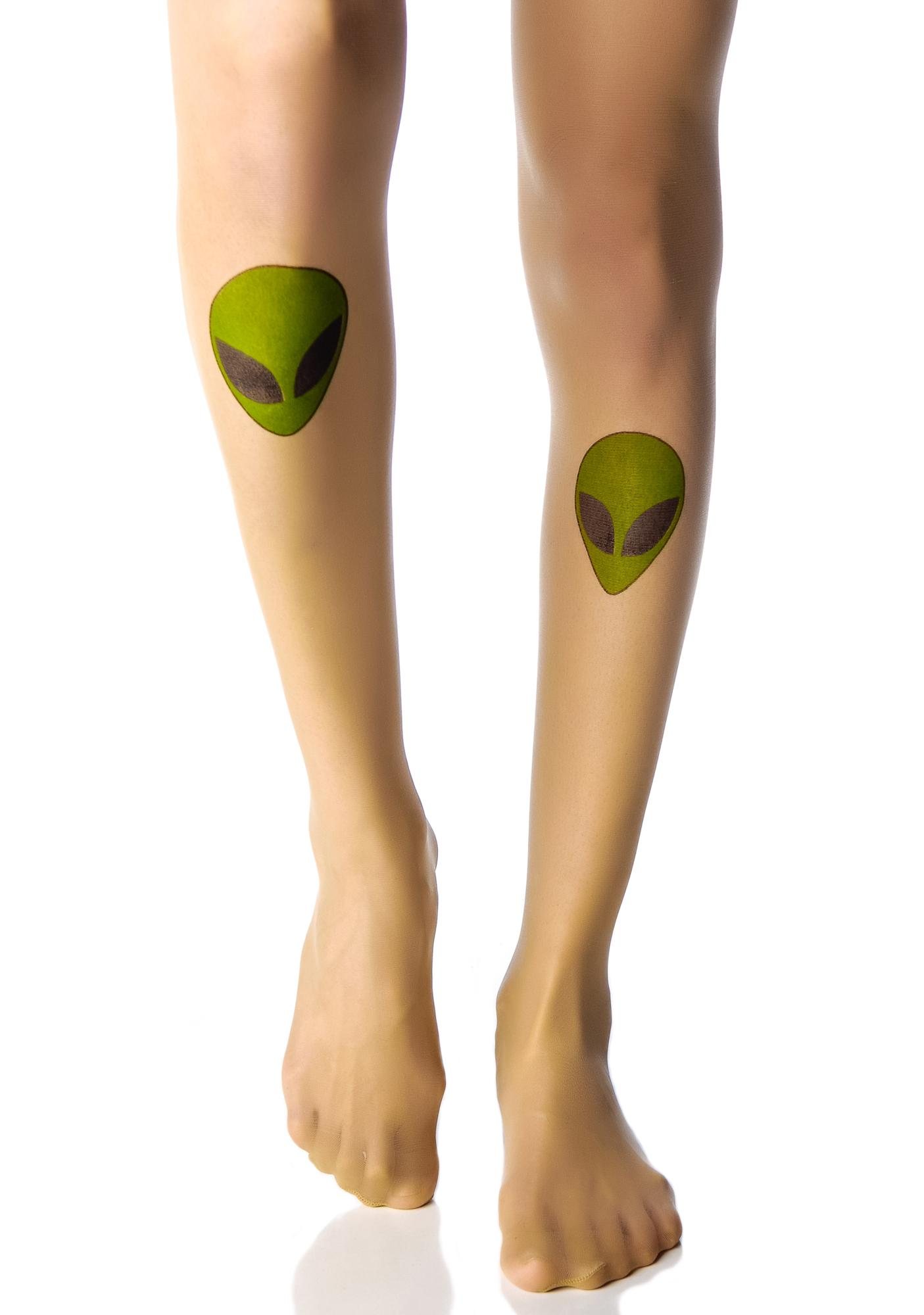 Space Invader Tights