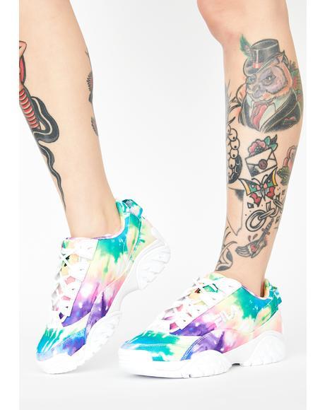 Provenance X Fixture Tie Dye Sneakers