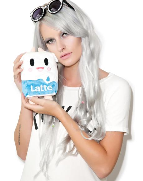 Latte Plush Mini
