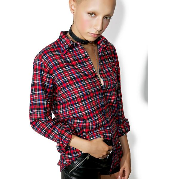 Jac Vanek Come As You Are Flannel