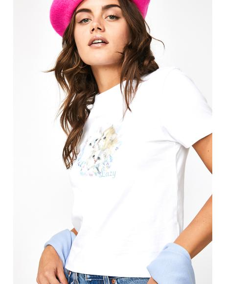 Daydreamers Fitted Graphic Tee