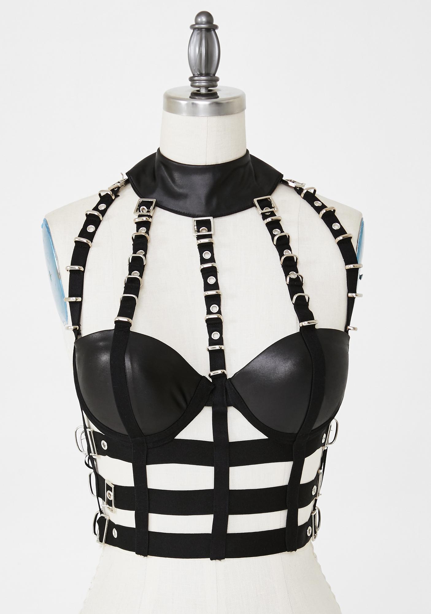 Kiki Riki Night Marauder Bustier Harness