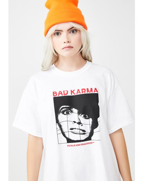 Bad Karma Graphic Tee
