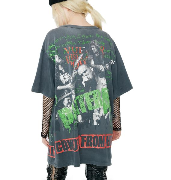 Vintage 90s Pantera Cowboys From Hell Tee