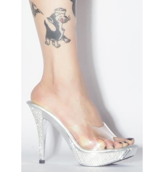 Fabulicious Elegant Affair Rhinestone Heels