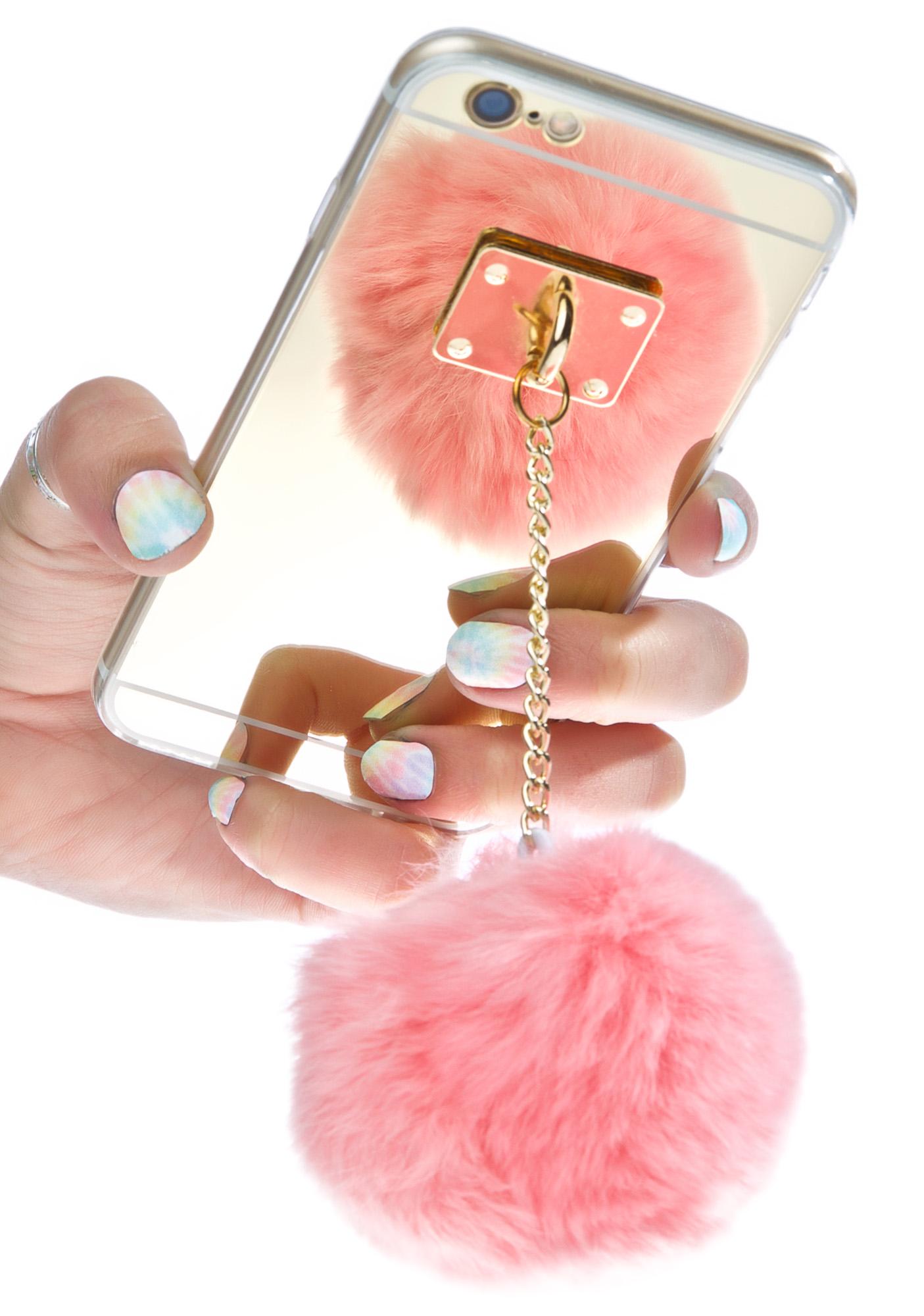Fur Ball iPhone Case