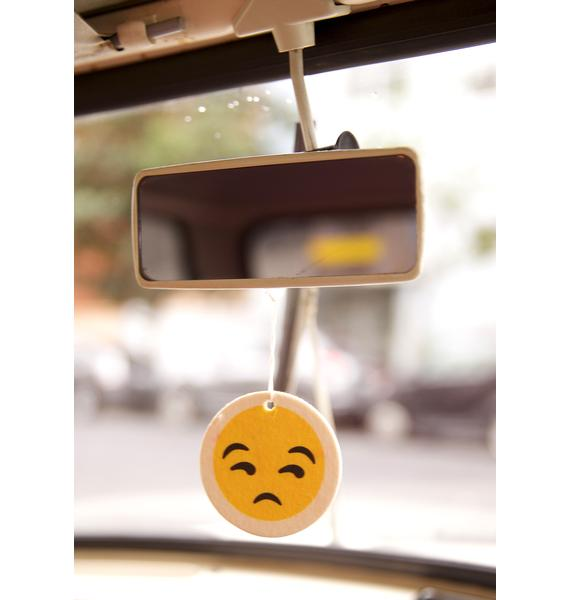 Unamused Air Freshener