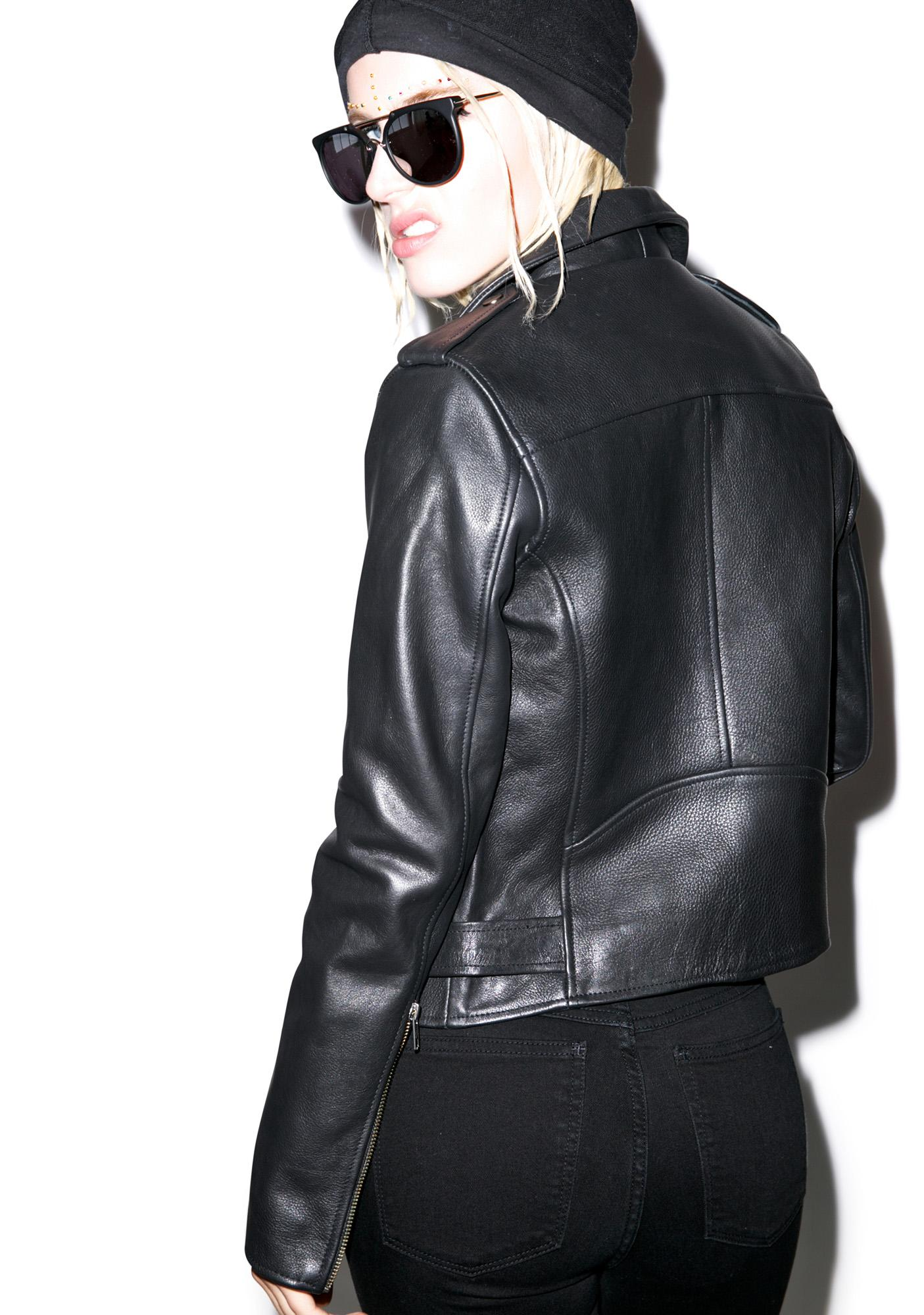 Neuw Berlin Leather Jacket