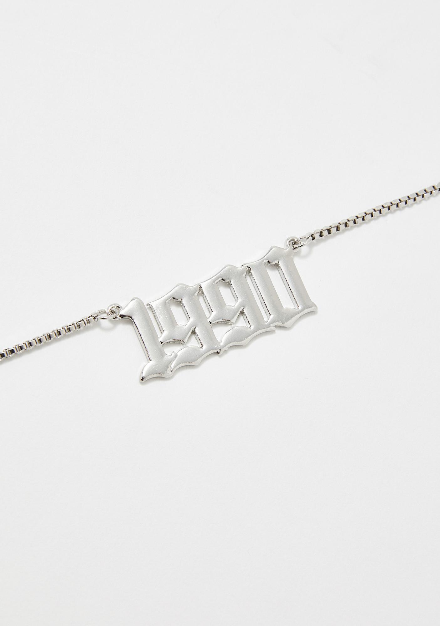 90s Flex Chain Necklace