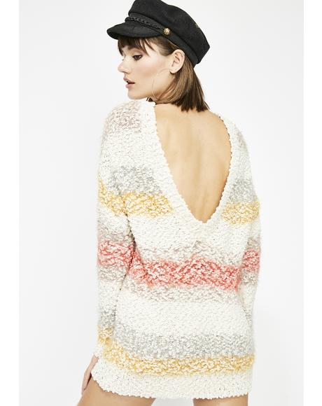 Cabin Fever Oversized Sweater