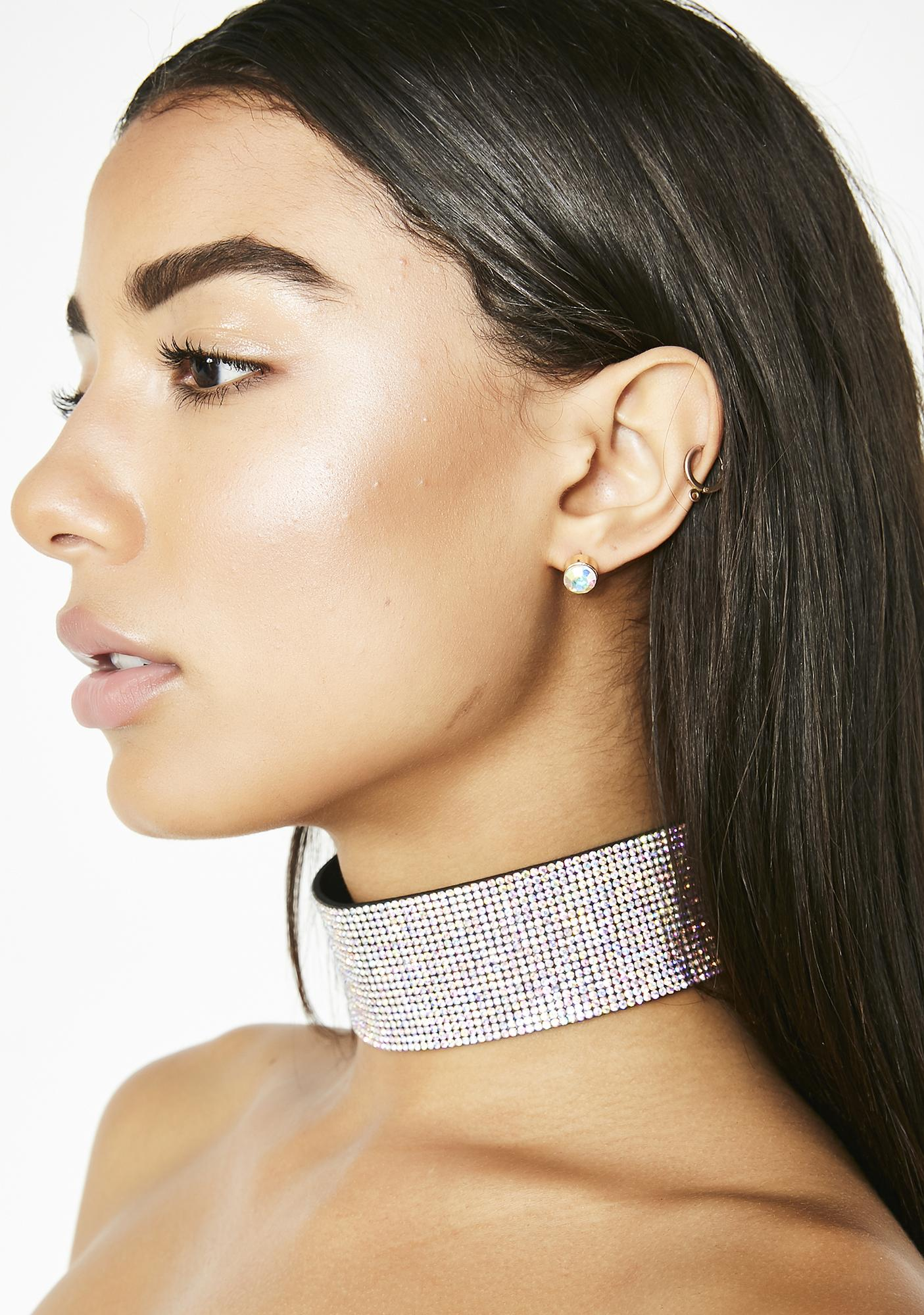 Stellar Sass Iridescent Earrings