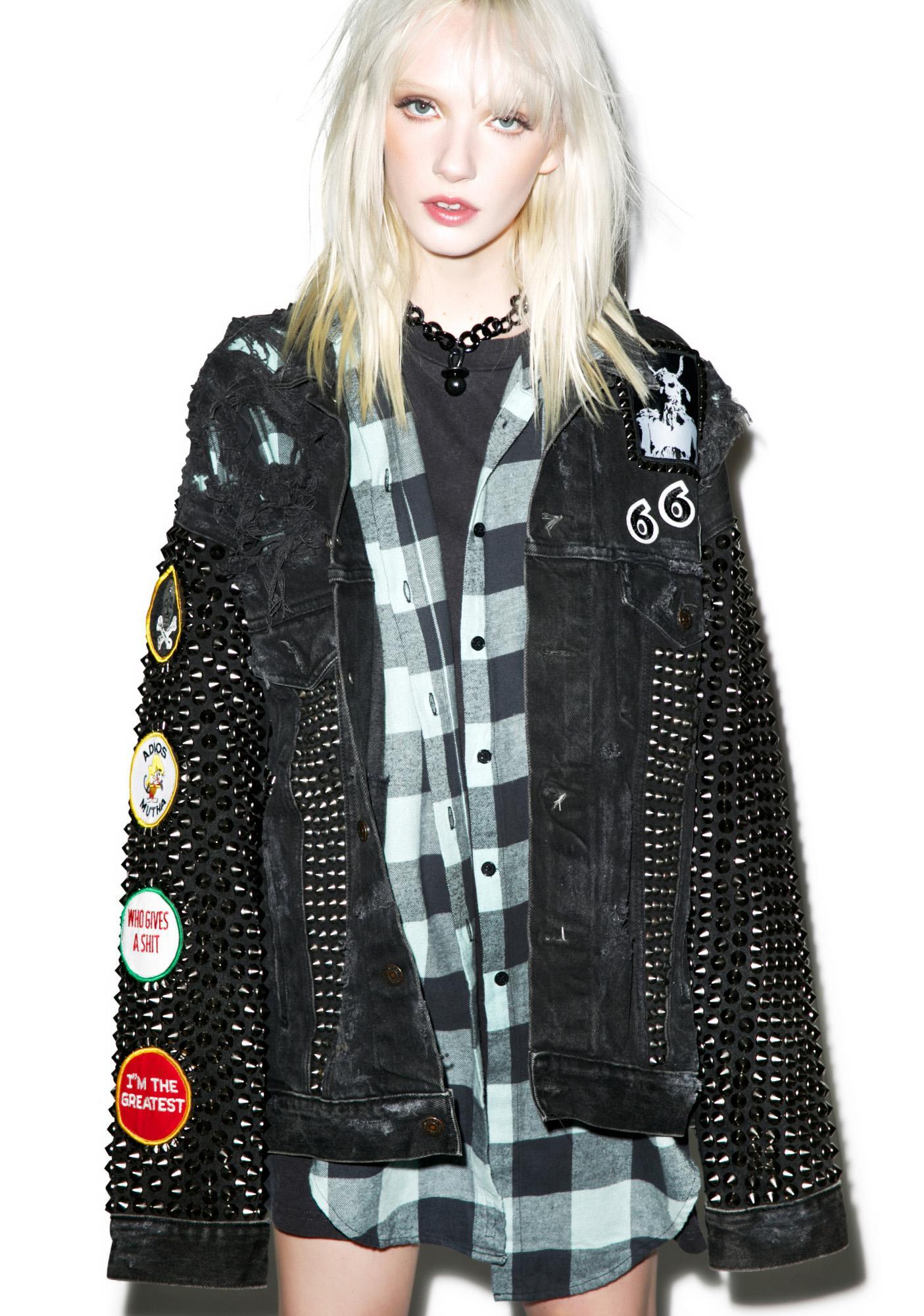 Hazmat Design Sabbath Bloody Jacket