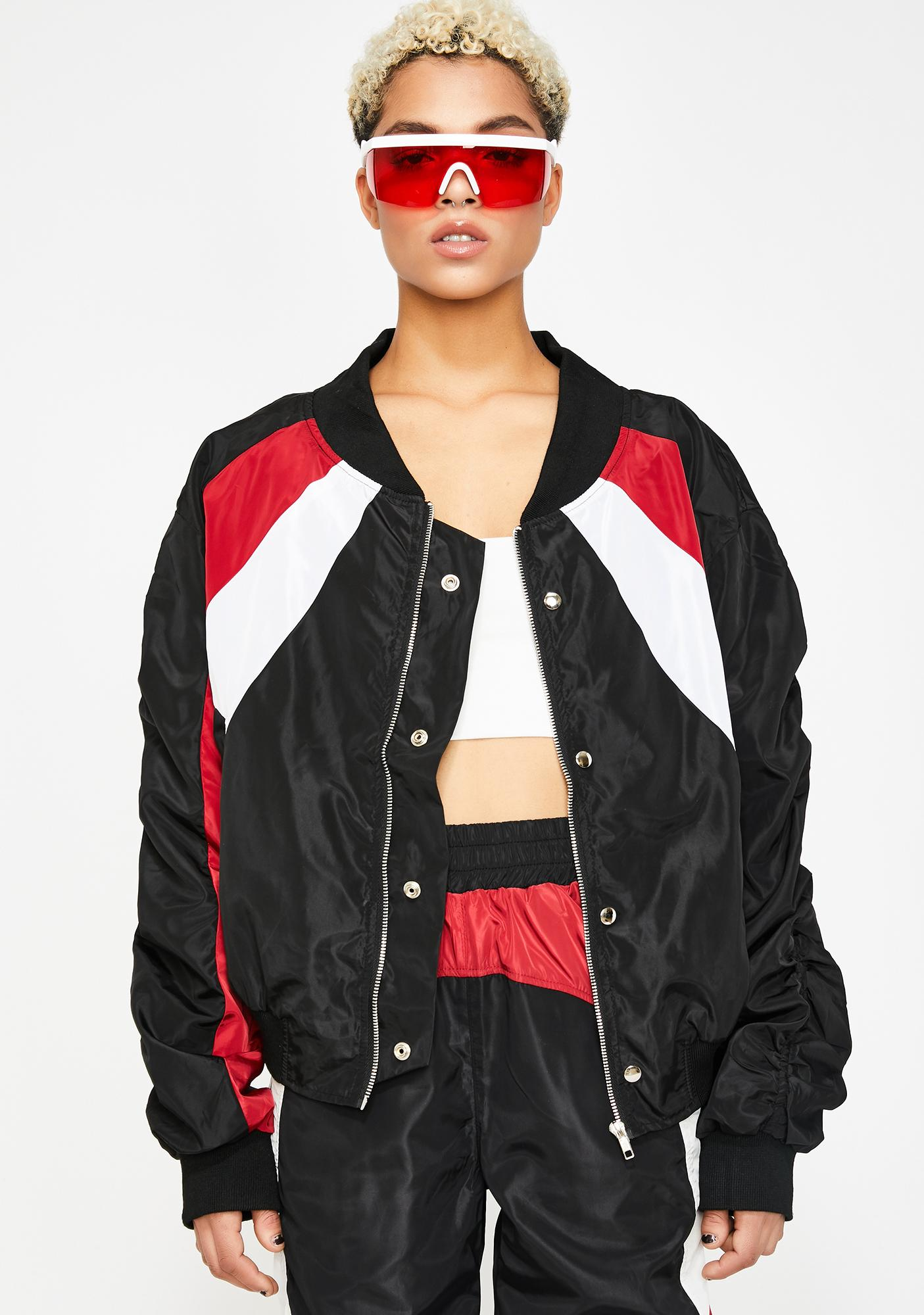 For The Gram Track Jacket