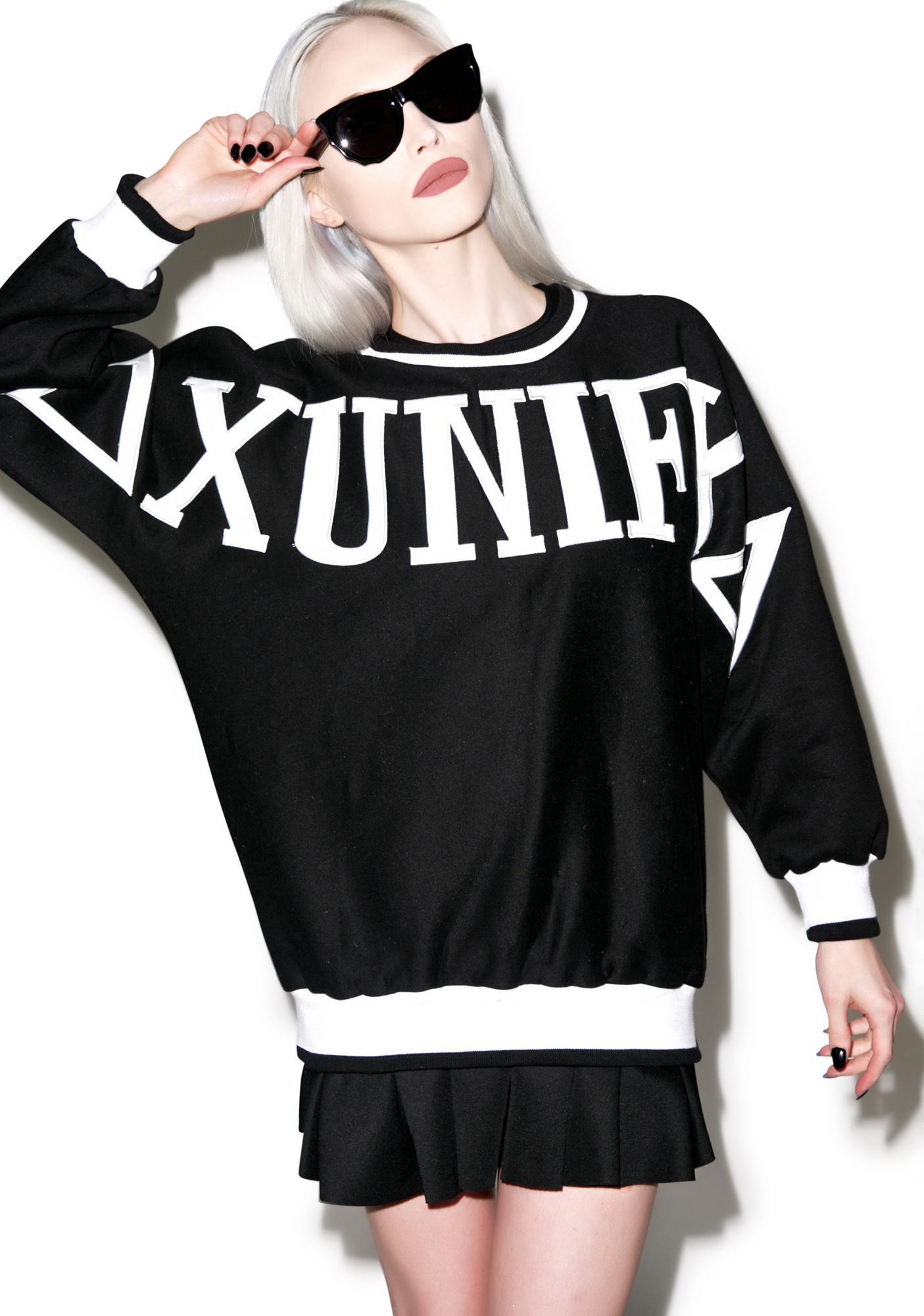 UNIF Glyph Sweatshirt