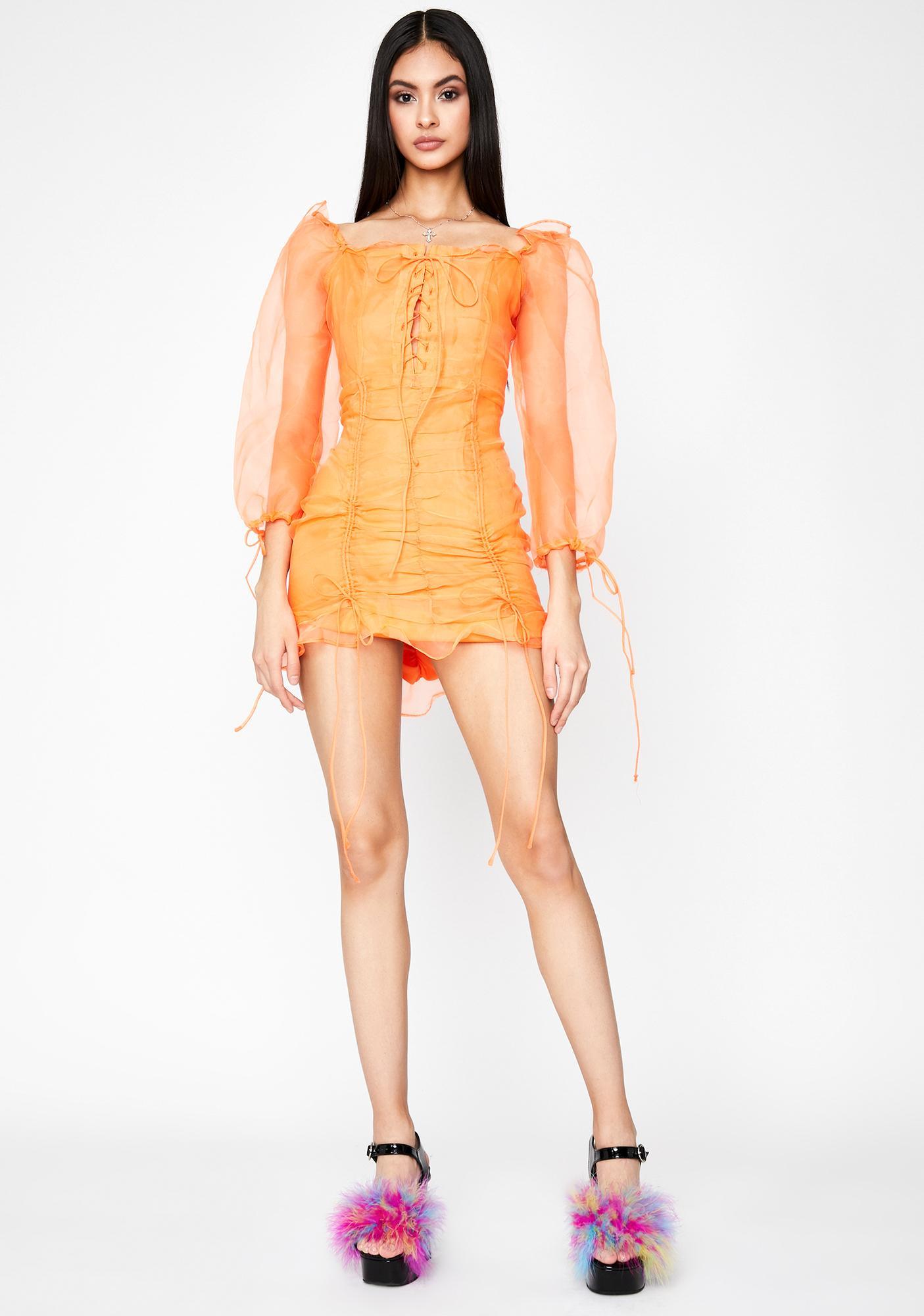 Special Circumstance Mini Dress