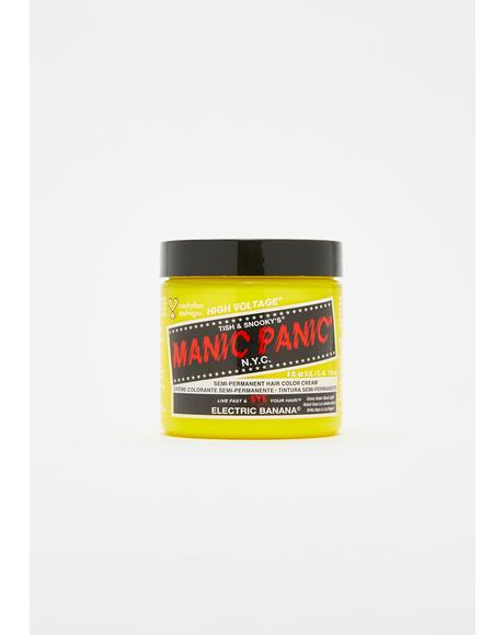 Electric Banana Classic High Voltage UV Hair Dye