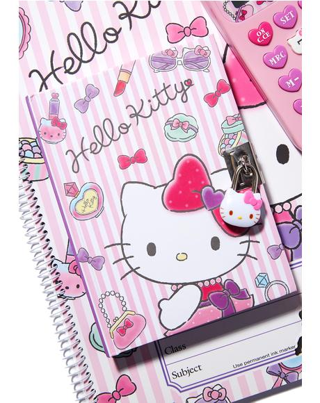Locking Diary