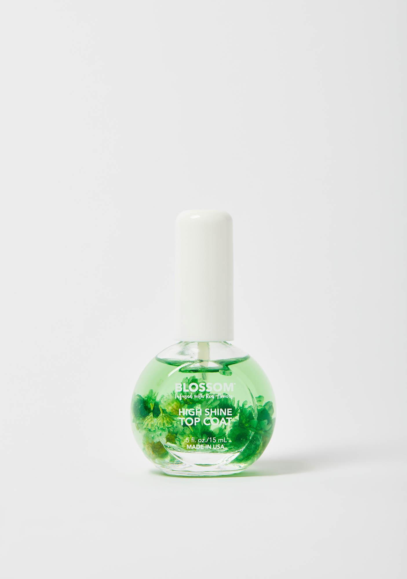 Blossom Green High Shine Top Coat