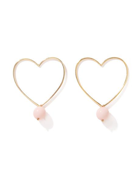 Sweet Luvin' Heart Earrings