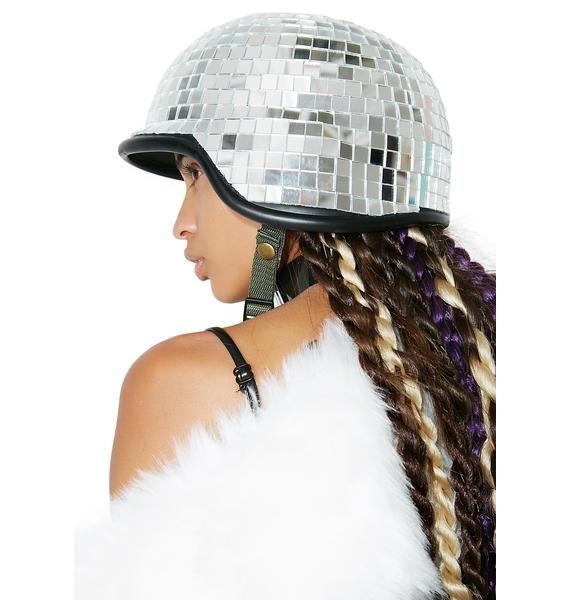 Apocalesque Disco Helmet