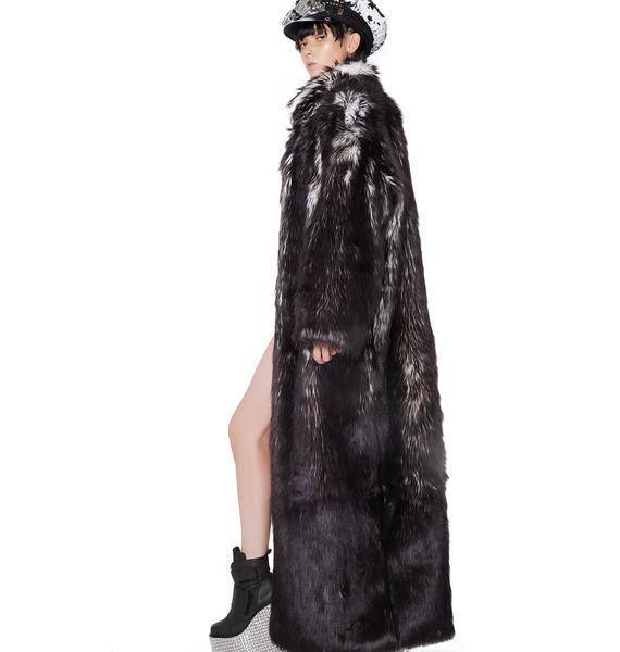 J Valentine Volcanic Long Light-Up Coat