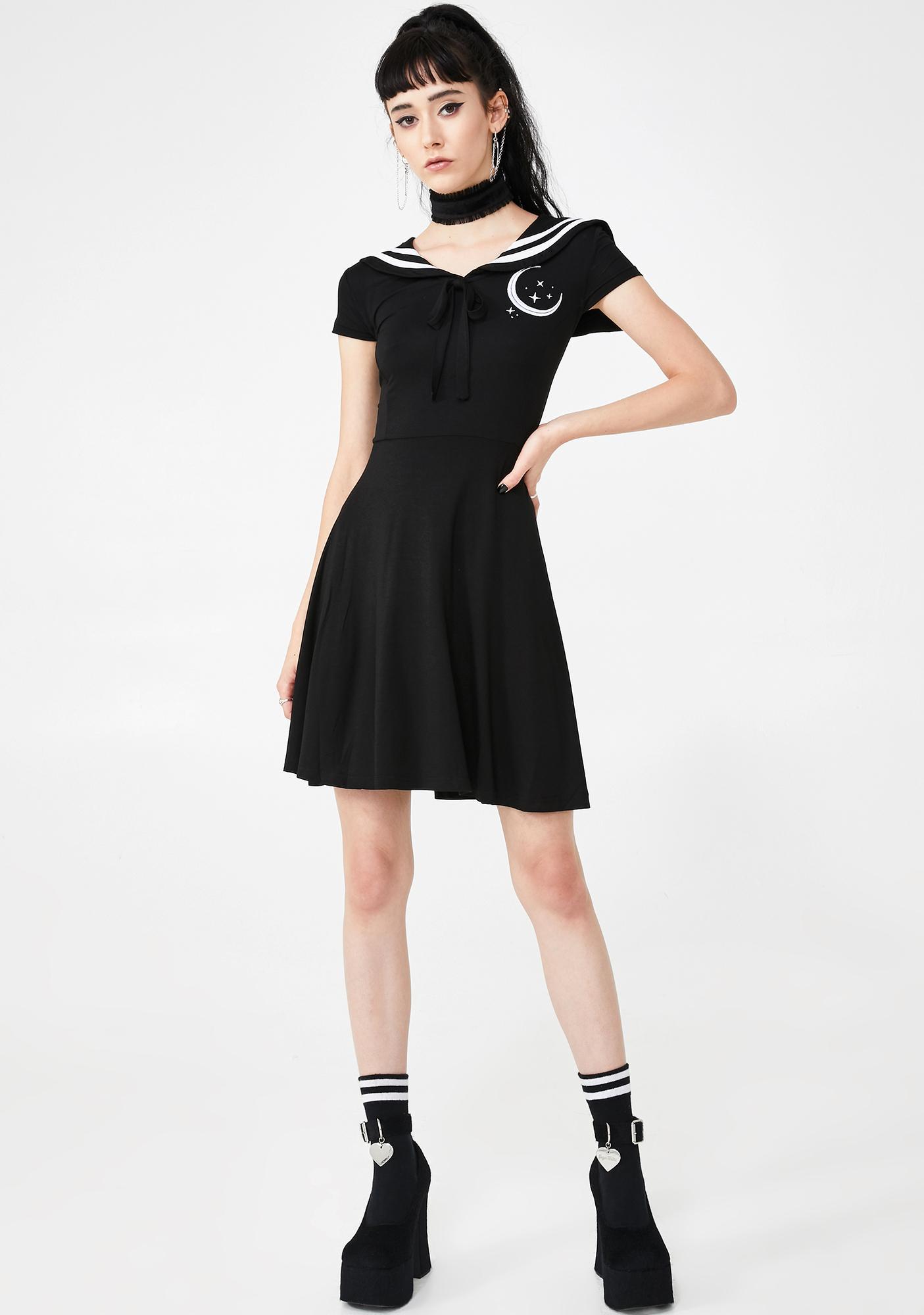 Killstar Amaya Skater Dress