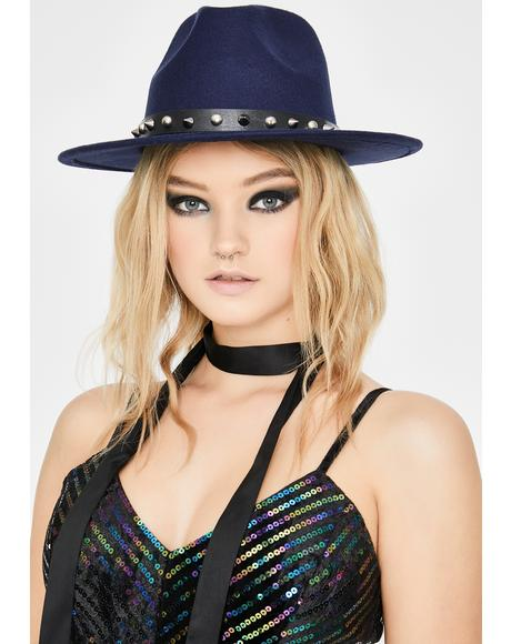 Deeply Dangerous Wide Brim Hat