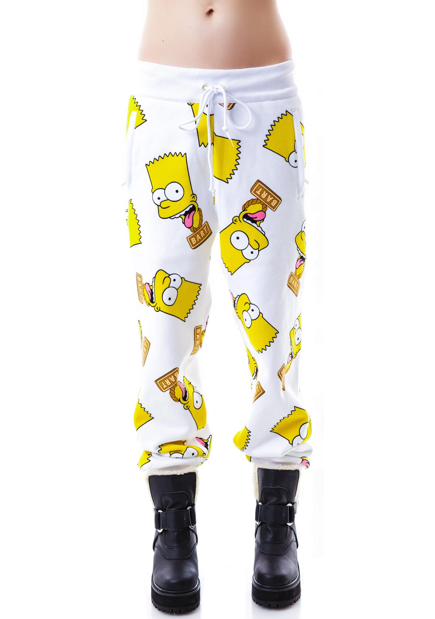 Joyrich Bart Face Sweat Pants