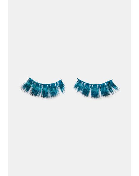 Minty Addiction False Lashes