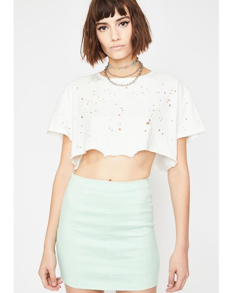 Juniper Pretty Posse Mini Skirt