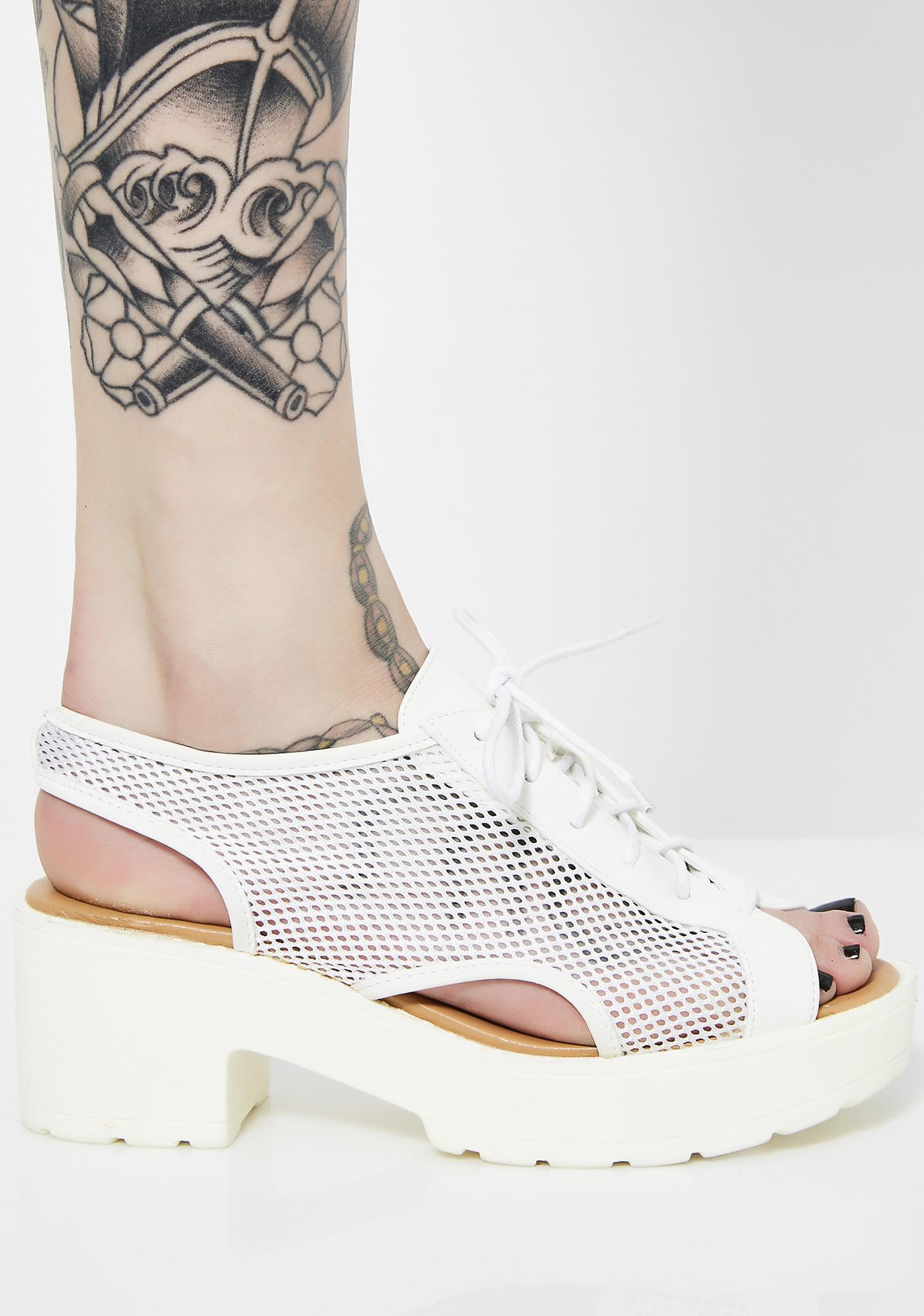 Pure So Into You Mesh Platforms