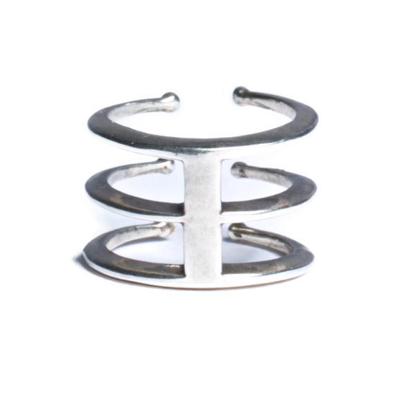 Luv AJ The Triple Spear Ring