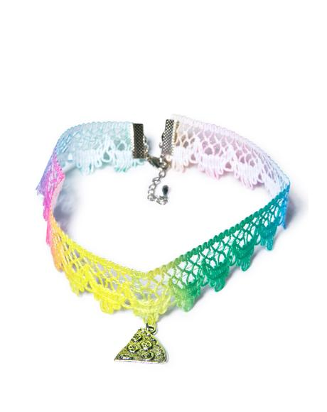 Slice Of Heaven Choker