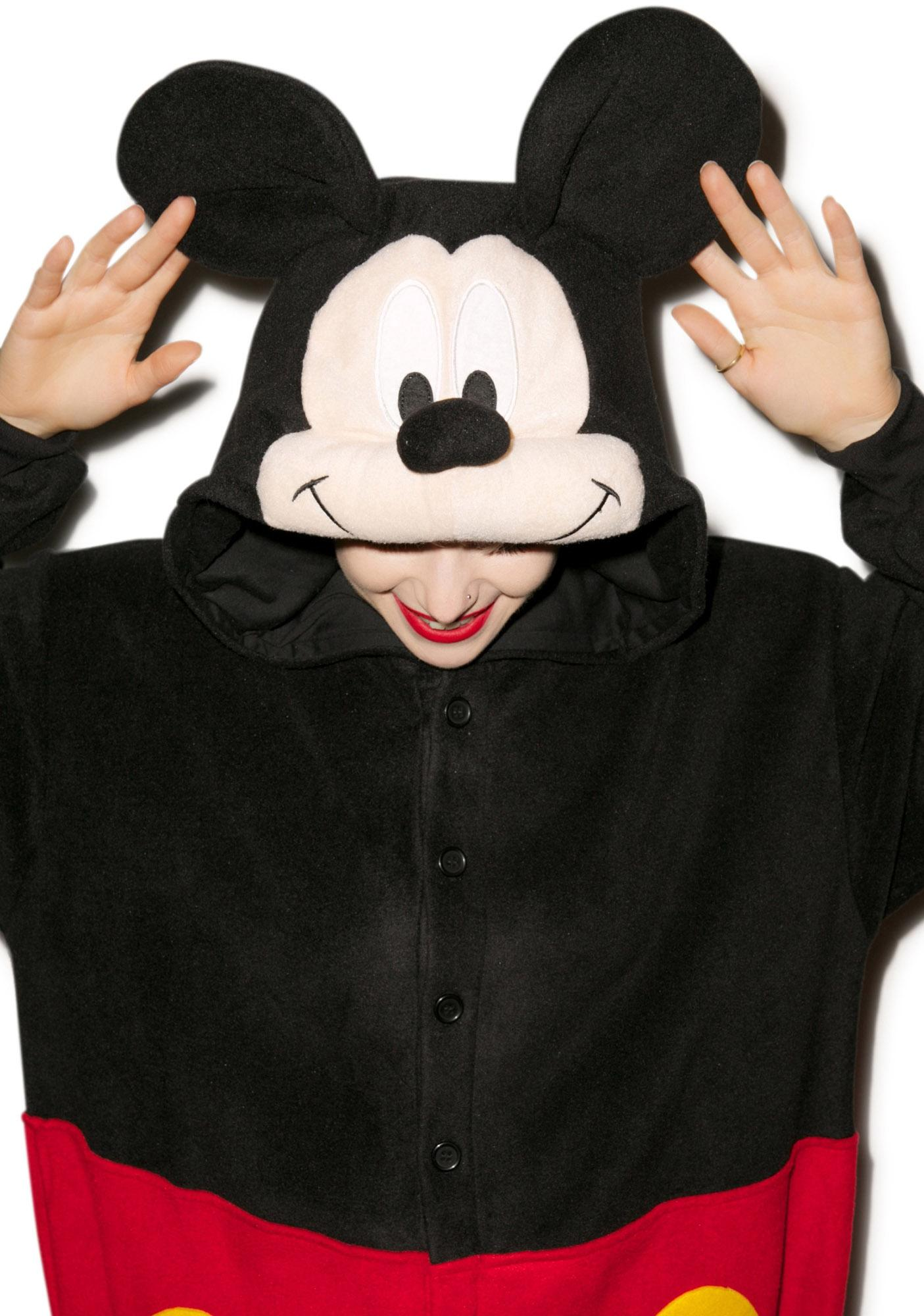 Sazac  Mickey Kigurumi