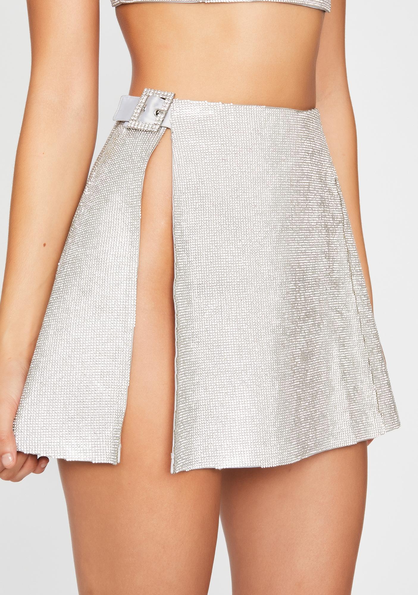 crystalline-control-rhinestone-skirt by horoscopez