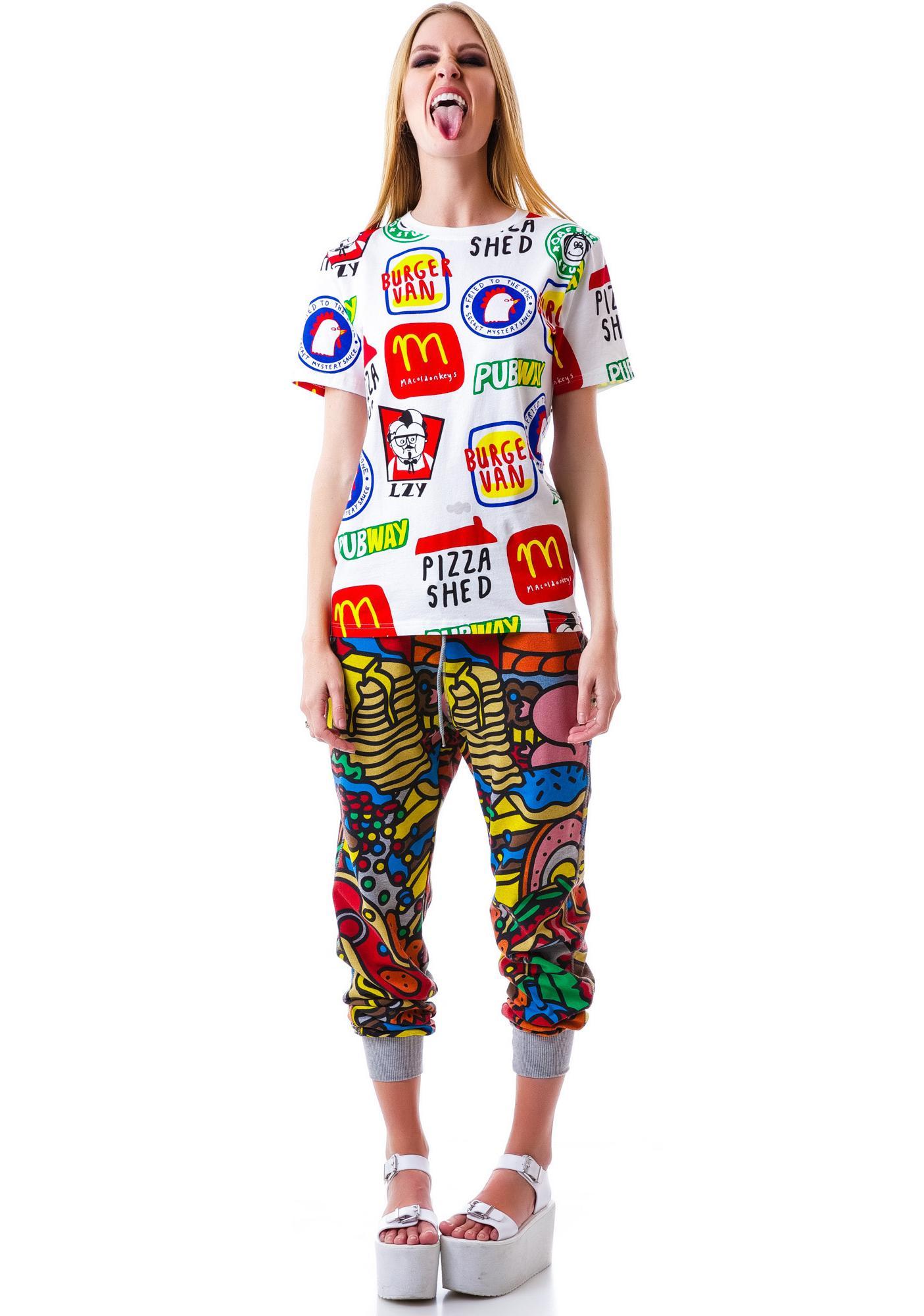 Lazy Oaf Pubway T-Shirt