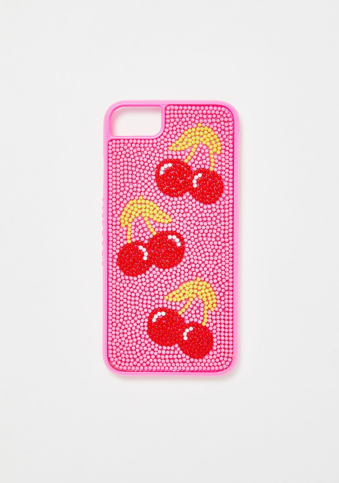 los angeles 42dfd a54b2 Cherry Bead Case