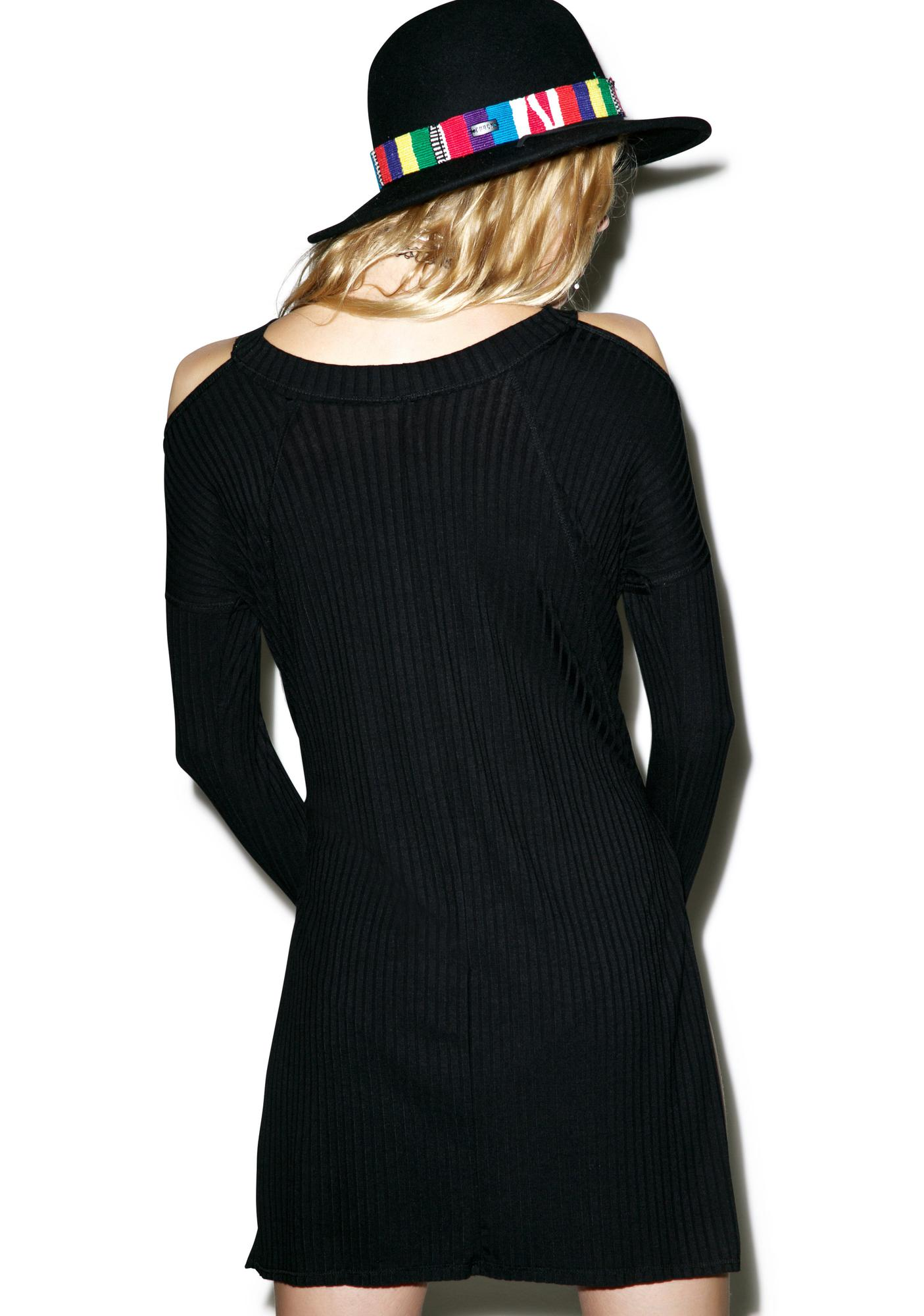 Blame Game Rib Knit Top