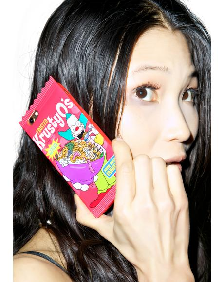Krusty O�s iPhone 6 Case