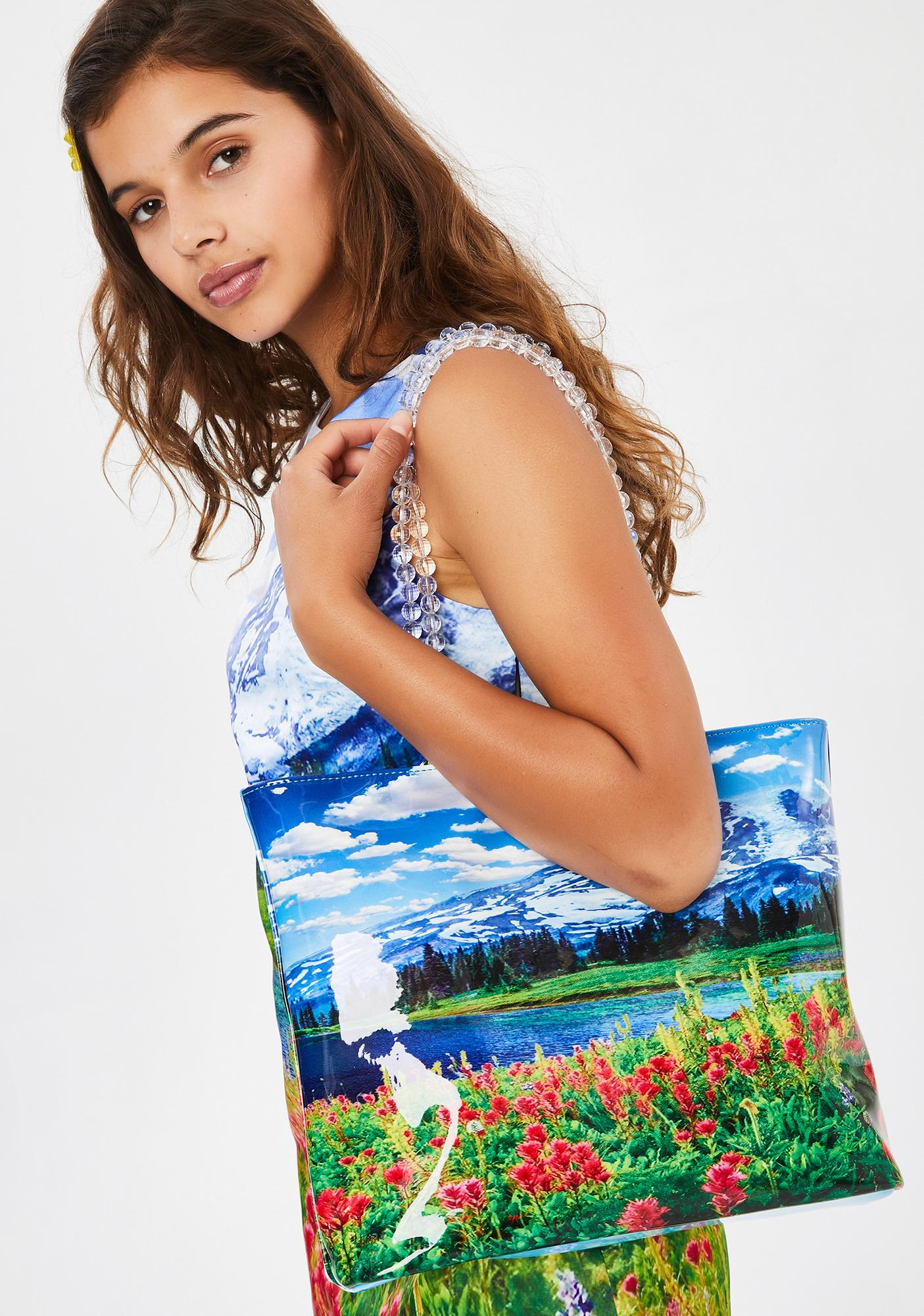 dELiA*s by Dolls Kill Picture Perfect Landscape Tote