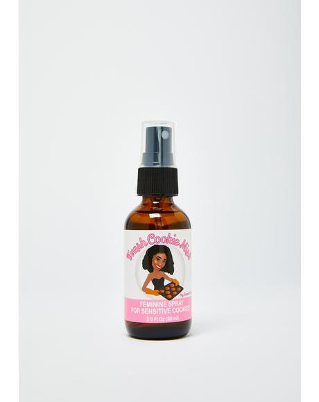 Cookie Mist Feminine Spray