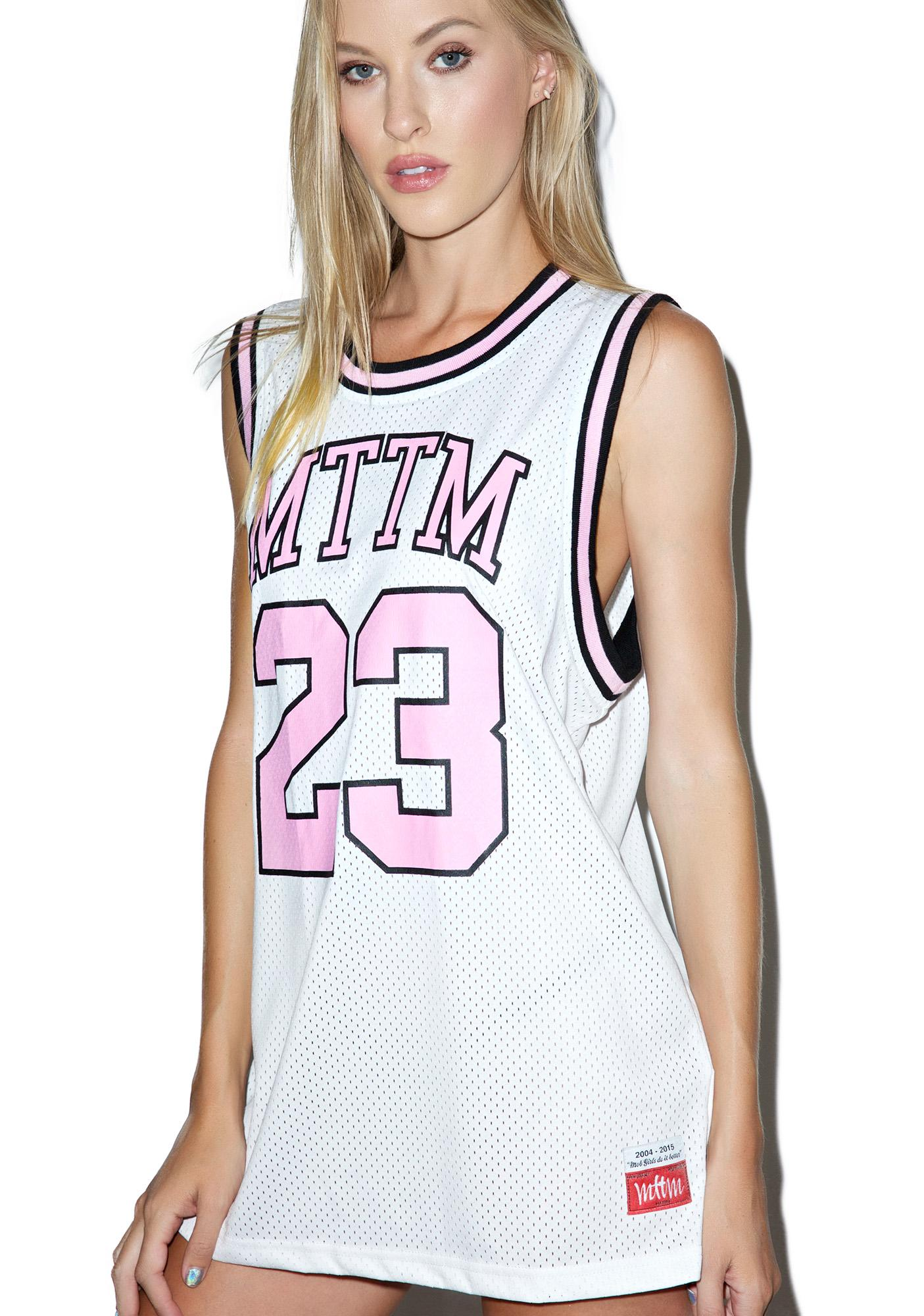 Married to the Mob Baller Jersey