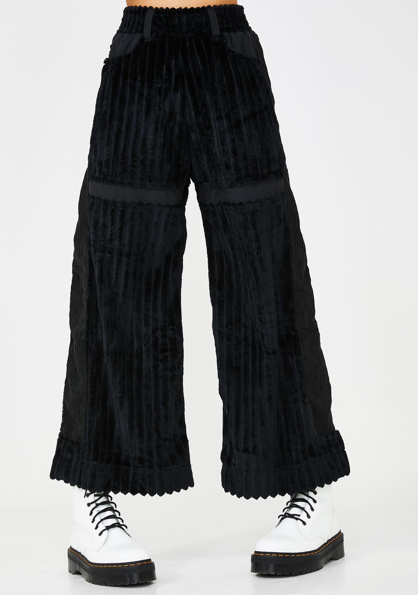 Somewhere Nowhere Jumbo Corduroy Wide Leg Pants