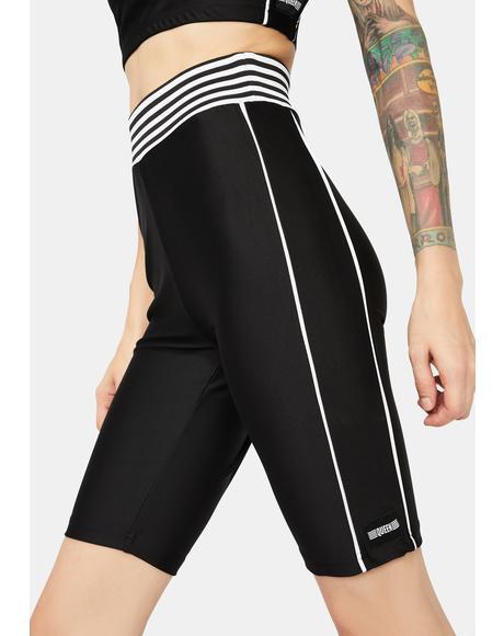 Queen Biker Shorts