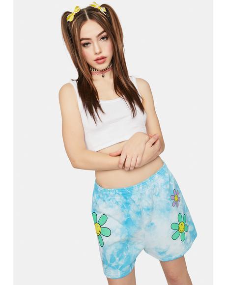 Lil Thang Tie Dye Shorts