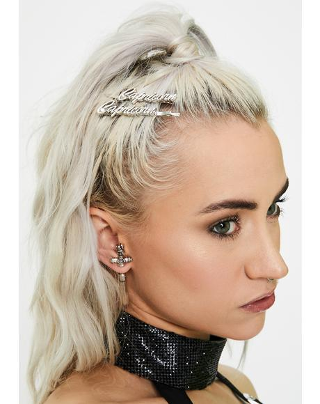 So Capricorn Hair Pins