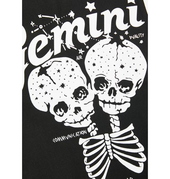 Killstar Gemini Mini Tapestry