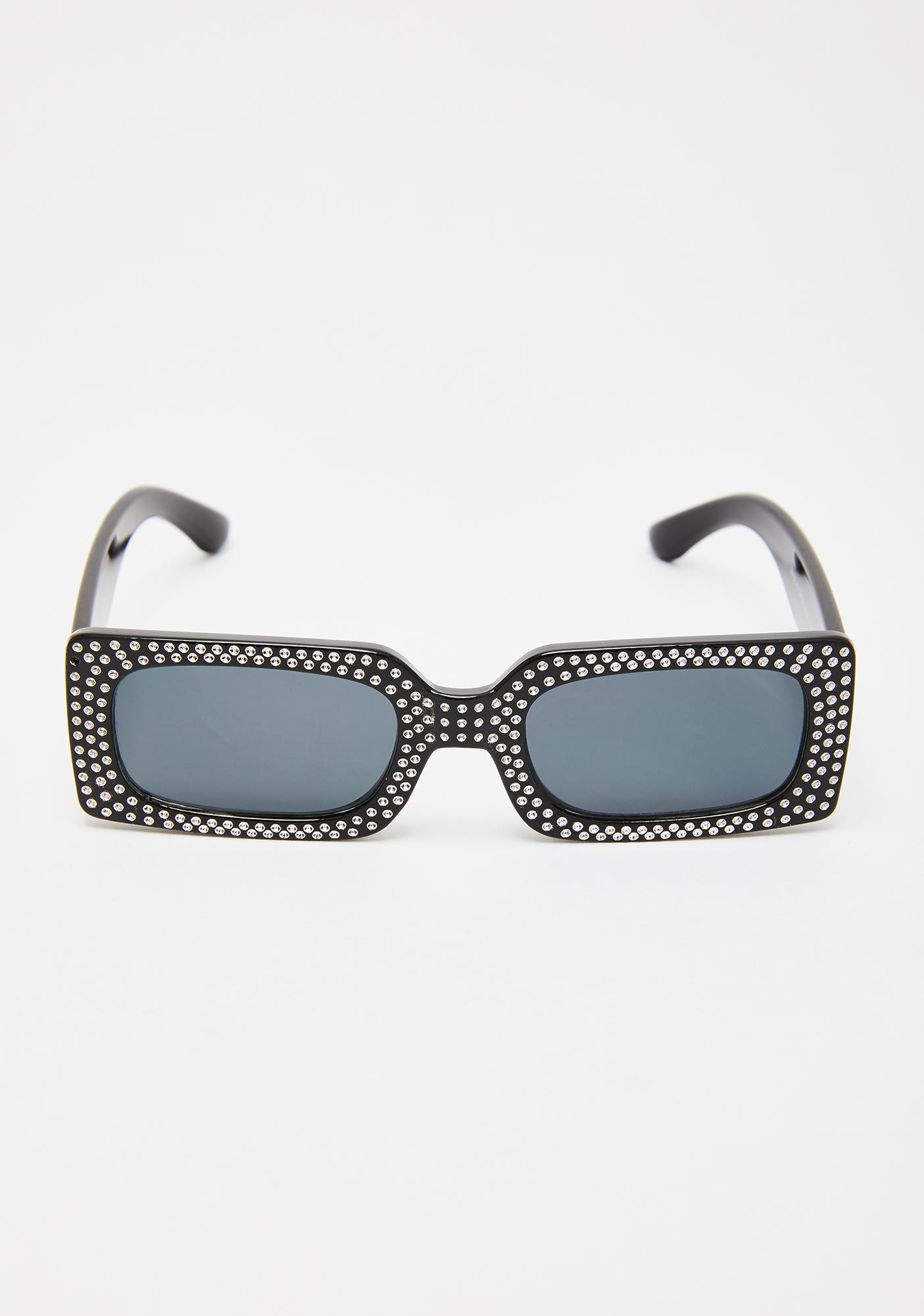Bada-Bing Rhinestone Sunglasses