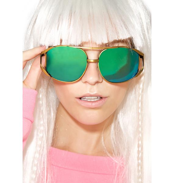 Wildfox Couture Dynasty Deluxe Sunnies