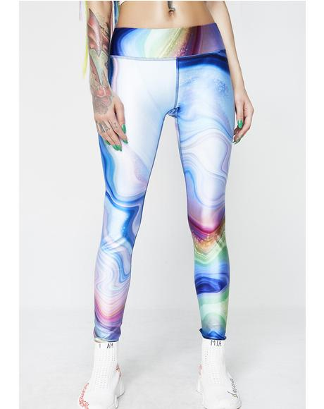 Get Lost Leggings